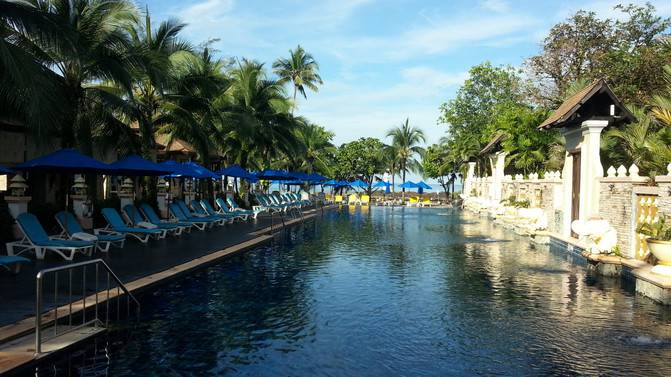 Seven days and five nights in Phuket