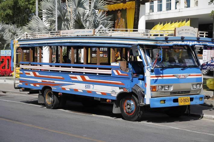 Phuket, funny's first overseas vacation
